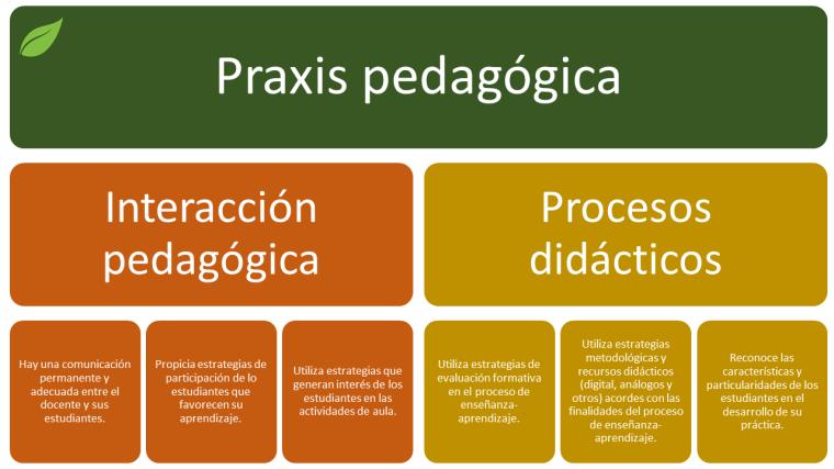 Interacción pedagógica y procesos didácticos